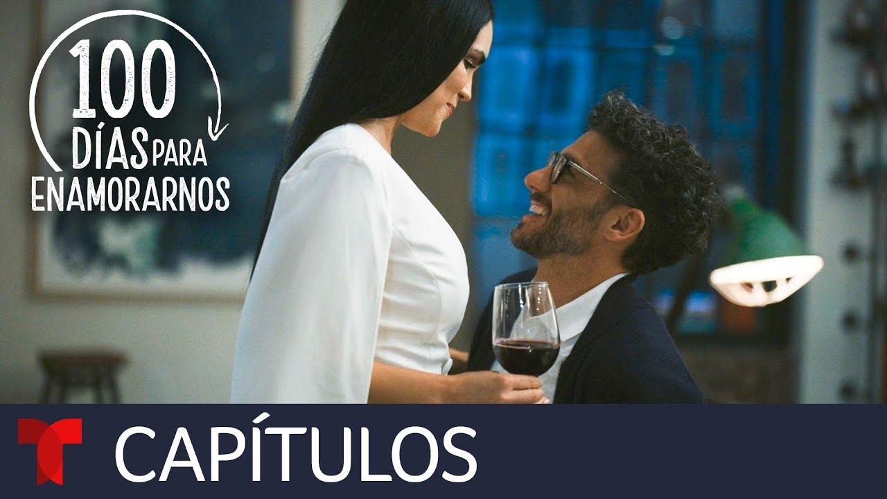 100 Dias Para Enamorarnos Capitulo 4 Telemundo Novelas Youtube