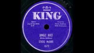 Sticks McGhee - Jungle Juice