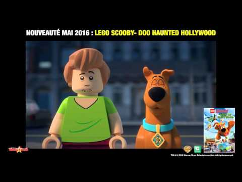 lego scooby doo haunted hollywood youtube. Black Bedroom Furniture Sets. Home Design Ideas