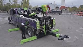 Download Metro Tow Trucks RTR-25-SL (25 Ton Sliding Rotator Tow Truck) Mp3 and Videos