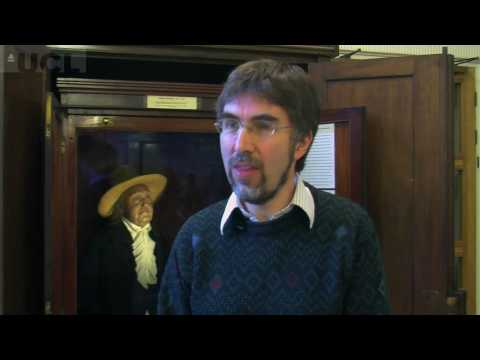 Mini-lecture: Bentham's 'corpse And Corpus' (UCL)