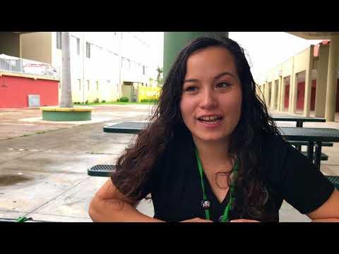 CY Farewell Miami Jackson Senior High School 2018