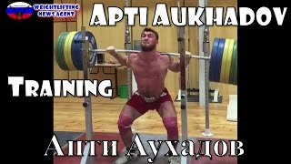 Apti Aukhadov | Апти Аухадов | Olympic Weightlifting Training | Motivation