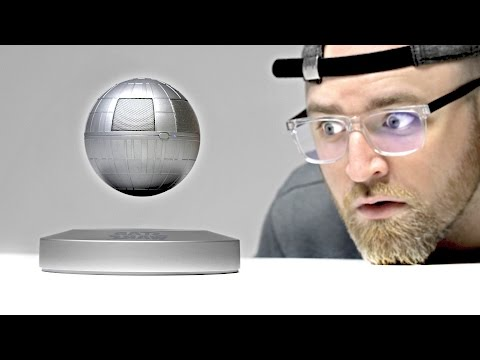 The Levitating Speaker Strikes Back...