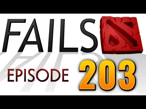 Dota 2 Fails of the Week - Ep. 203