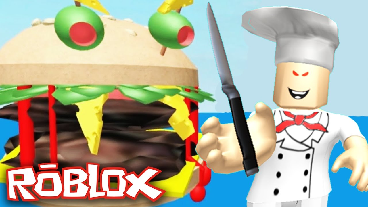 Roblox Escape The Evil Restaurant Obby Escape The Evil