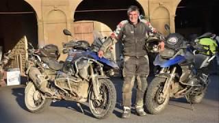 Il Classico in moto 2018 -  Prova speciale San Michele e caduta di un partecipante