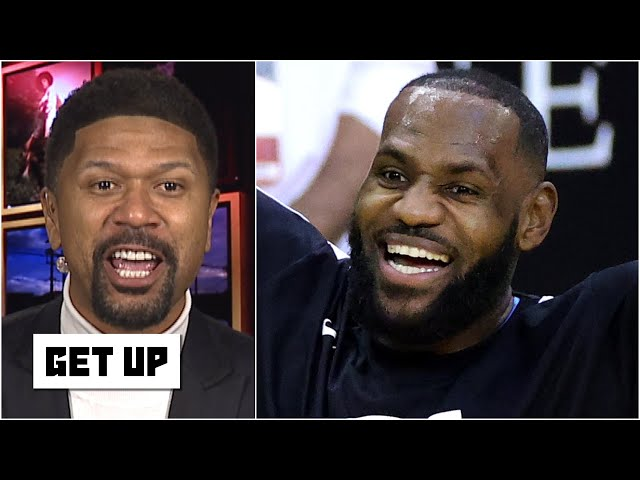 Jalen Rose\: \'The Lakers are on an entirely different level than everybody else\' | Get Up
