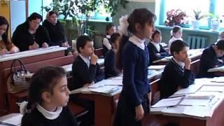 Открытый урок по русс.яз в 3б классе уч. Нухова И.С.
