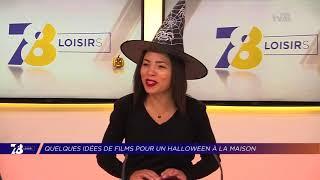 Yvelines | Quelques idées de films pour un Halloween à la maison