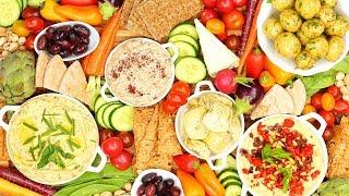 Easy & Impressive Vegan Platter | Holiday Entertaining