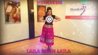 Laila Main Laila  Raees  Shahrukh Khan  Mahira Khan  Performed By Meenakshi
