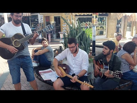 Live Music in North Nicosia, Cyprus (Oct 10, 2017)