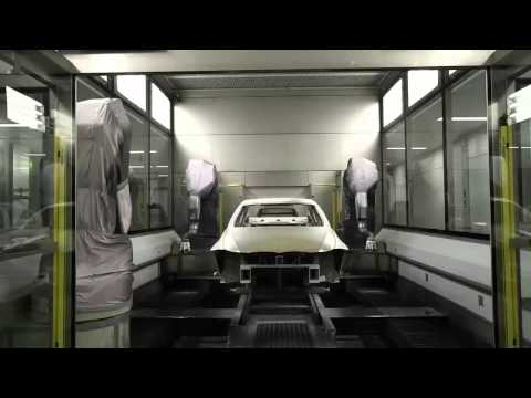 Fascination Production of the BMW Group