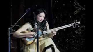 تار نوازي بسيار زيباي يک بانوي ايراني Iranian instrument and singing