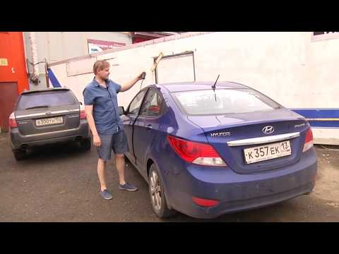 Hyundai Solaris. На что смотреть при покупке в рубрике Я САМ