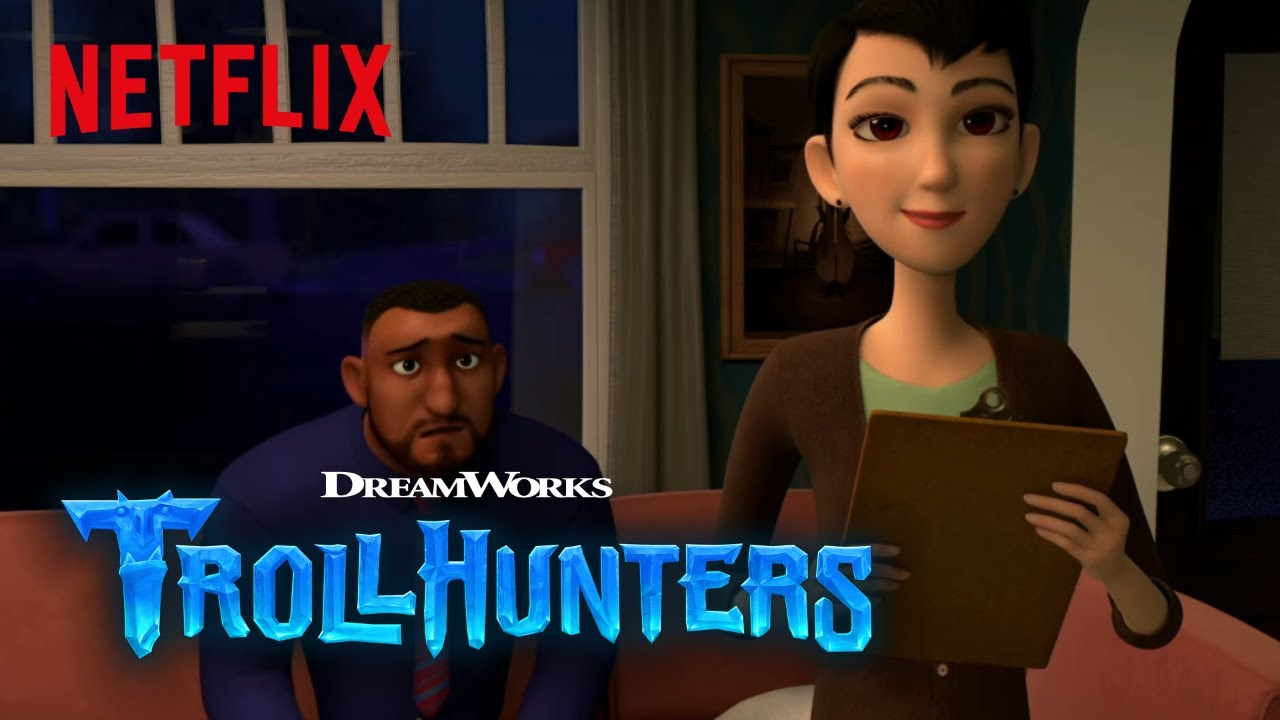 Download And Scene!   Trollhunters   Netflix Futures
