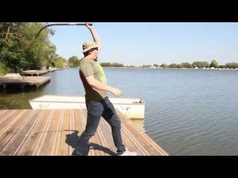 COLIN V THROWING STICK