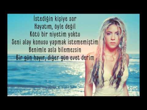 Shakira - Chantaje ft.Maluma [Türkçe Çeviri]