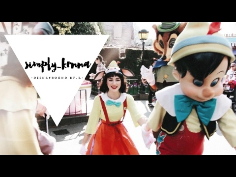 Disneybound Ep 2 Pinocchio YouTube