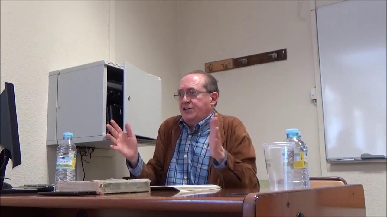 """J. B.Fuentes (UCM): """"La tesis de Gustavo Bueno sobre el papel de la filosofía en..."""""""