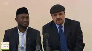 STV: Ahmadiyya Muslim Community responds to statement by Asad Shah's killer