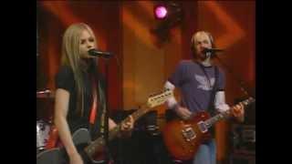 Video Avril Lavigne - Don't Tell Me (Regis & Kelly 05/25/2004) download MP3, 3GP, MP4, WEBM, AVI, FLV Juni 2018