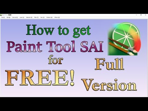 paint tool sai full version free  cracked