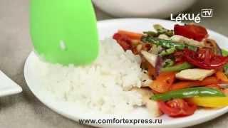Рисоварка для микроволновки(http://www.comfortexpress.ru/index.php?productID=548 Рисоварка для микроволновки позволяет приготовить рис и другие злаки всего..., 2014-06-16T21:49:51.000Z)