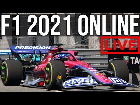 Racing 2021 Formula 1 Cars Online