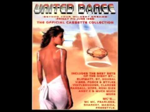 DJ Hype-MC MC united dance beyond your wildest dreams