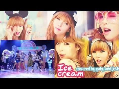 [Solo Cover] HyunA (현아) - Ice Cream (아이스크림) ft. Josh (ei8190)