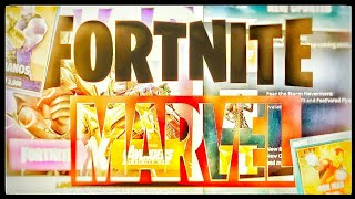 *NEW* FORTNITE AND AVENGERS: INFINITY WAR!| PLAY AS THANOS,SKINS,GAME MODES,DETAILS AND PREDICTIONS!