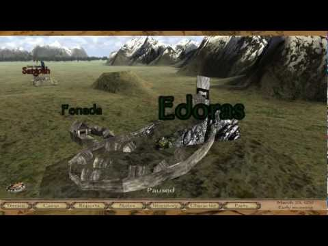 Thumbnail: The Veiled Stars - Lord of the Rings for Warband | Previews Ep. 3
