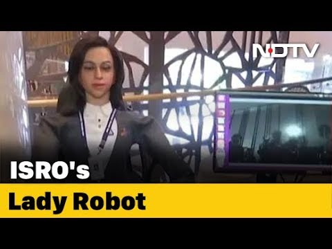 Meet 'Vyom Mitra', ISRO's Robot Which Will Travel To Space