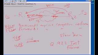 qos frame relay traffic shaping part 2