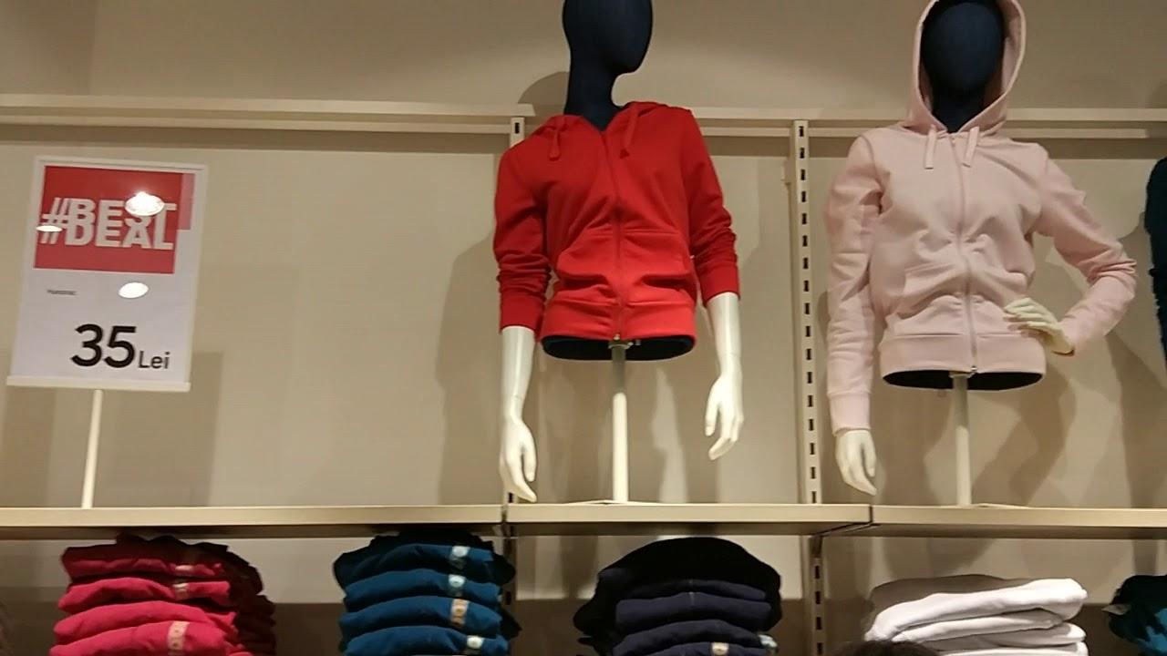 Цены в Румынии. Женская одежда в C&A. Констанца.