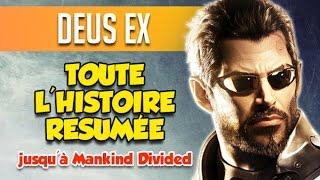DEUS EX : TOUTE L