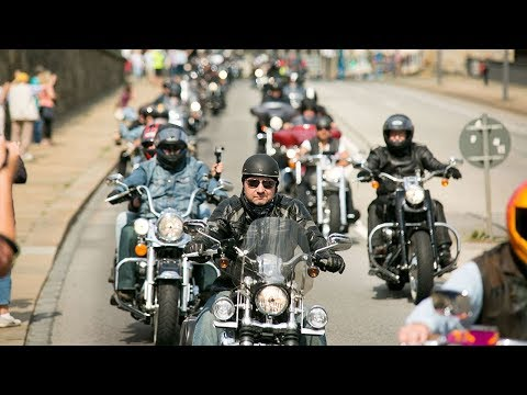 Dresden Harley Days 2017 Parade komplett