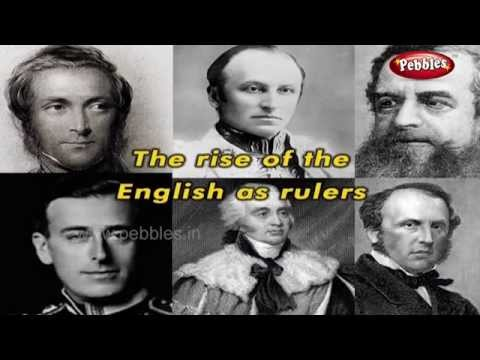 Rise of the British Rule in India | History of India in English | Indian History | Documentary