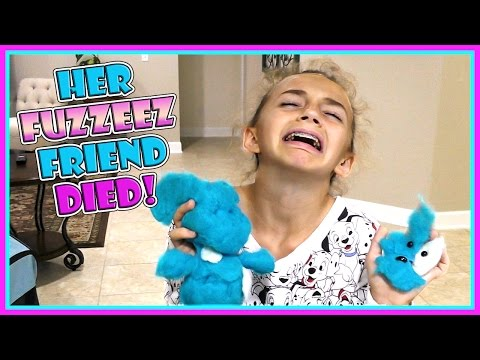 KAYLA'S TRAGIC FUZZEEZ FAIL! | We Are The Davises