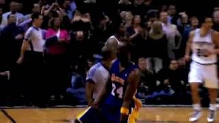 "Kobe Bryant Vs Lebron James ""The Race To MVP"""