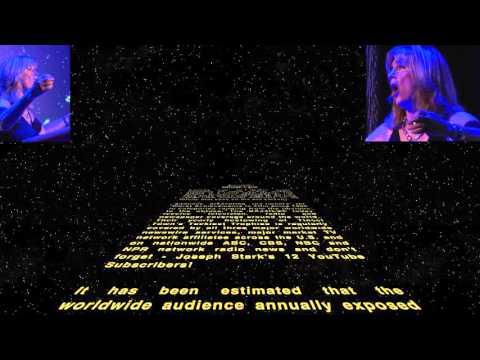 36th Razzie Star Wars Parody Open