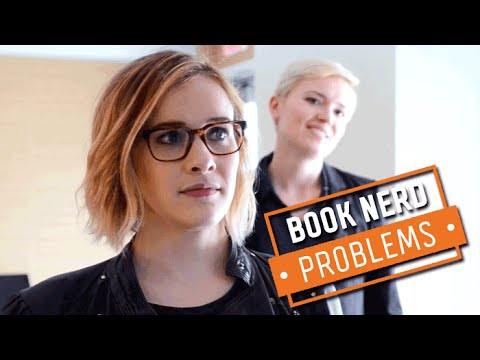 Book Nerd Problems | Psyching Yourself to Meet Your Fave Author ft. Veronica Roth