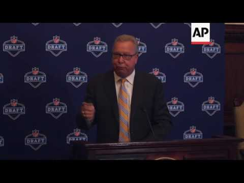 Philadelphia Will Host 2017 NFL Draft