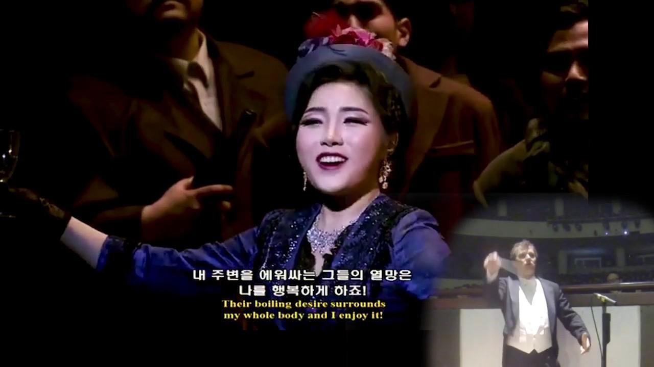 Puccini: La Bohéme (2. Akt)