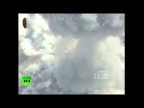 Drone Strikes: Iraqi military targets ISIS hideouts