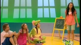 HI5 Australia Português história musical Nessy vai à cidade