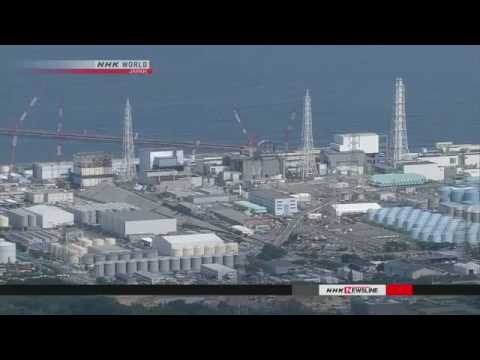 Tainted cars left Fukushima compound unchecked