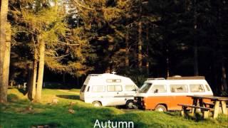 VW Campervan T25 - Journey through the seasons